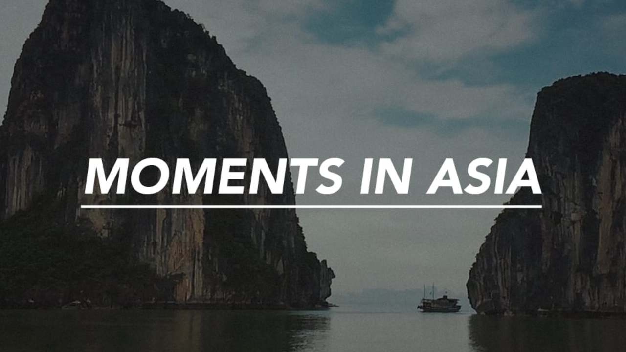 Moments In Asia - iPhone 5s 120fps