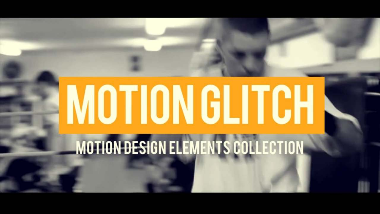 Motion Glitch Package