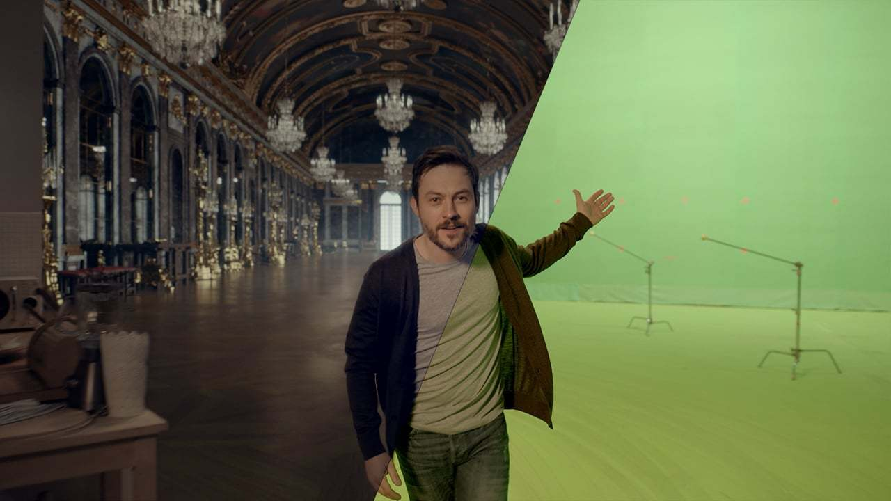 One Call Versailles - VFX Breakdown