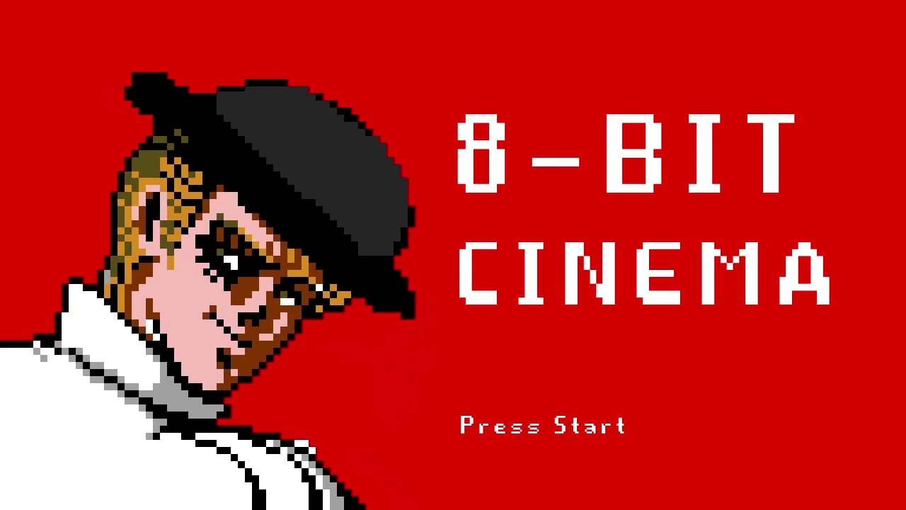 8-BIT CINEMA  //  Show Reel