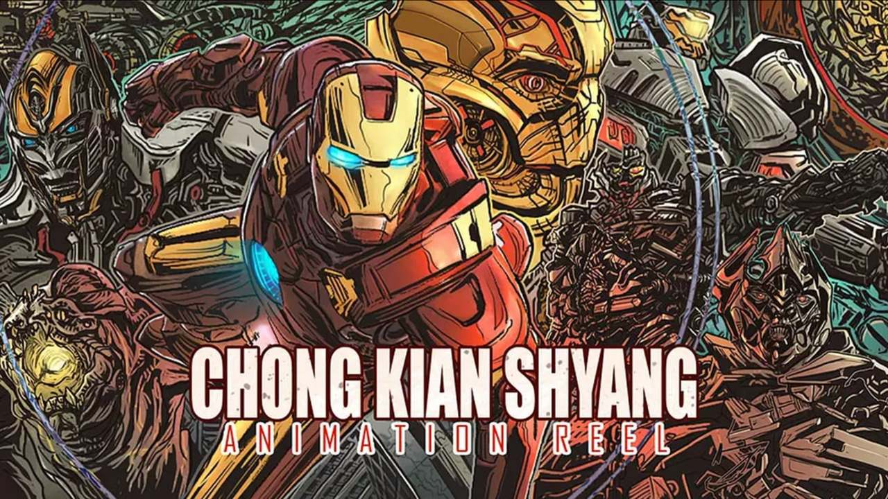 Animation Reel 2015 by Chong Kian Shyang (Avengers Age of Ultron, Transformers, Pacific Rim)