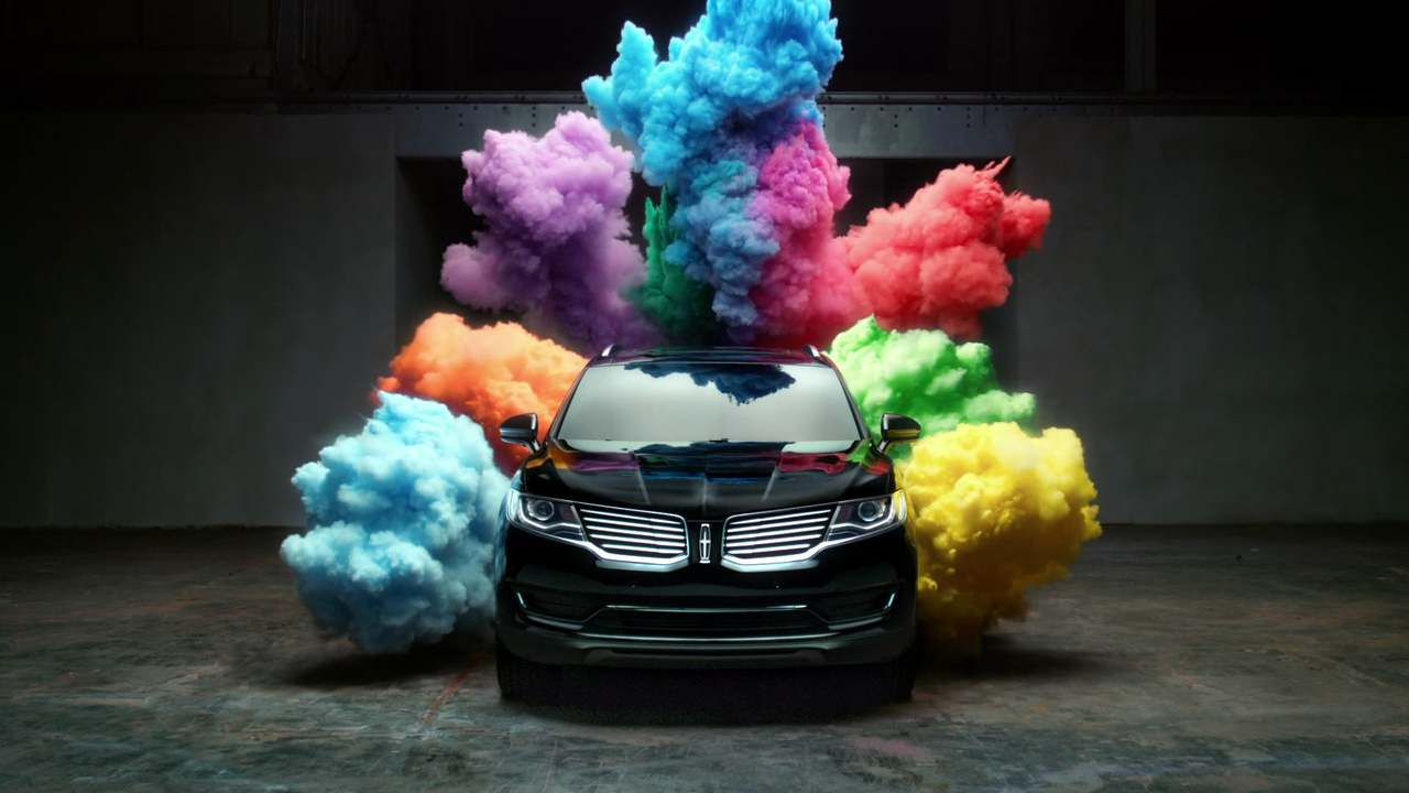 Lincoln 'Paint'