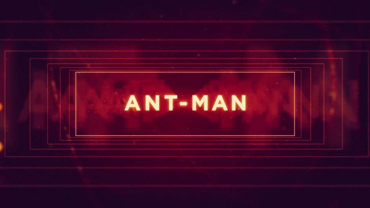 Ant-Man - Main On End Titles