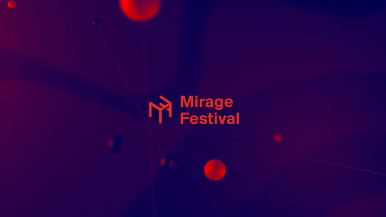 Mirage festival 2016 Titles sequence