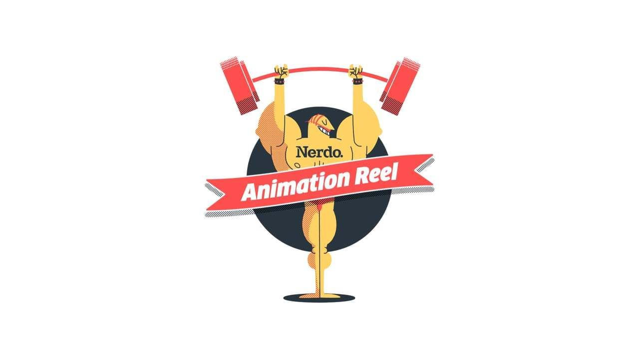NERDO Animation Reel