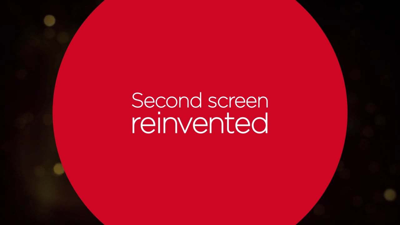 Gett Coca-Cola: Second Screen Reinvented