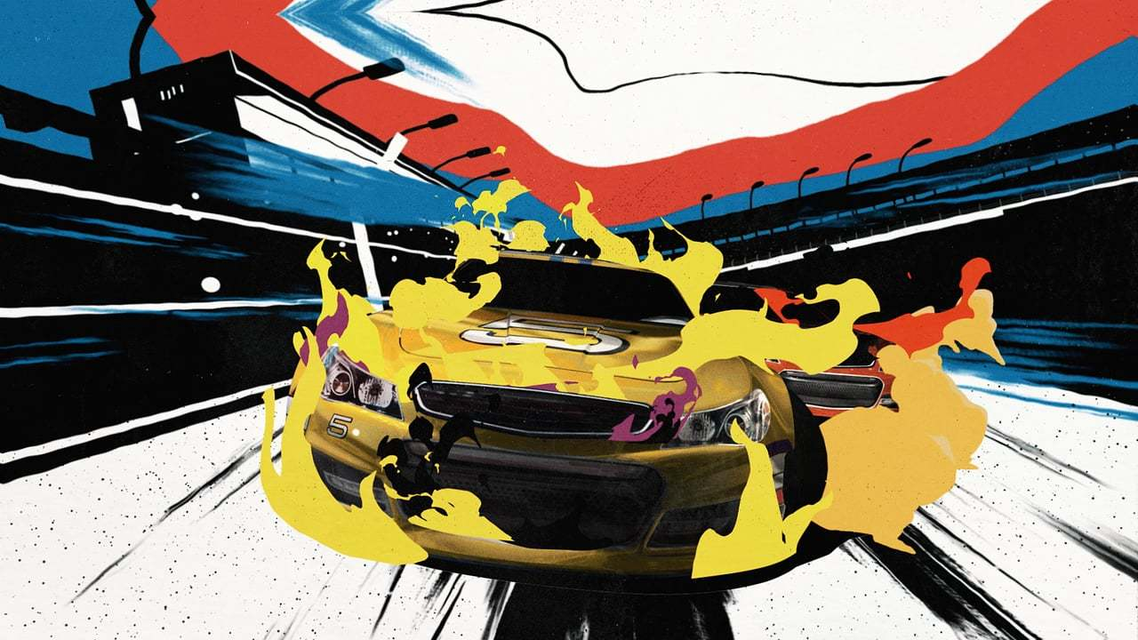 CMT - NASCAR: The Rise of American Speed