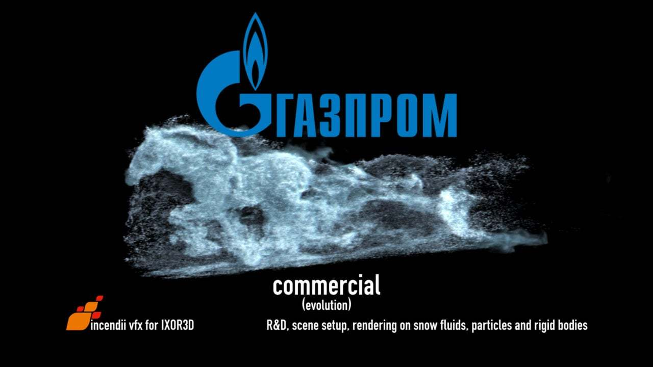 Gazprom Commercial (An evolution)