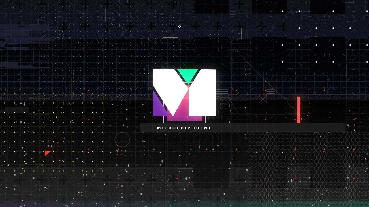 Microchip ID - Logo reveal template