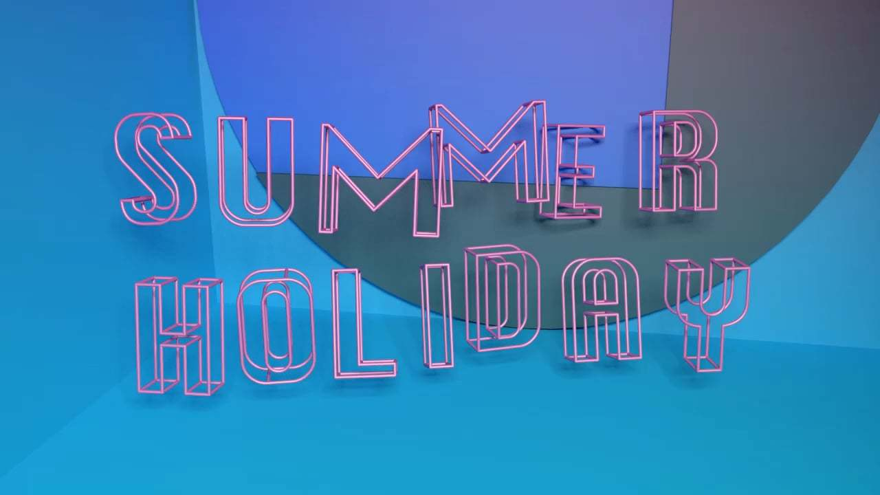 SUMMER HOLIDAY Reel