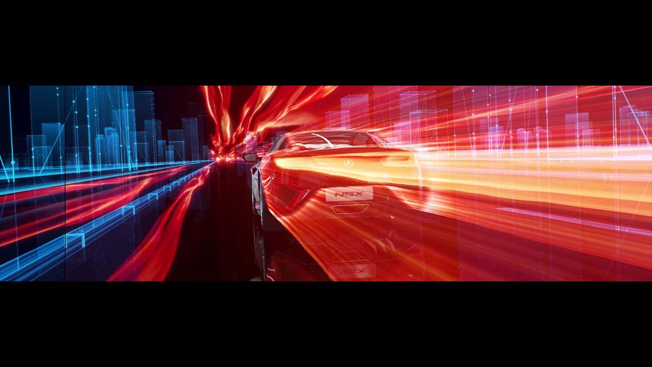 Acura NSX Making Of