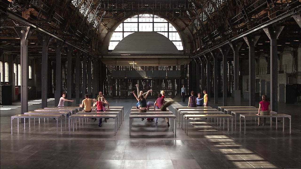 One Flat Thing, Reproduced by William Forsythe