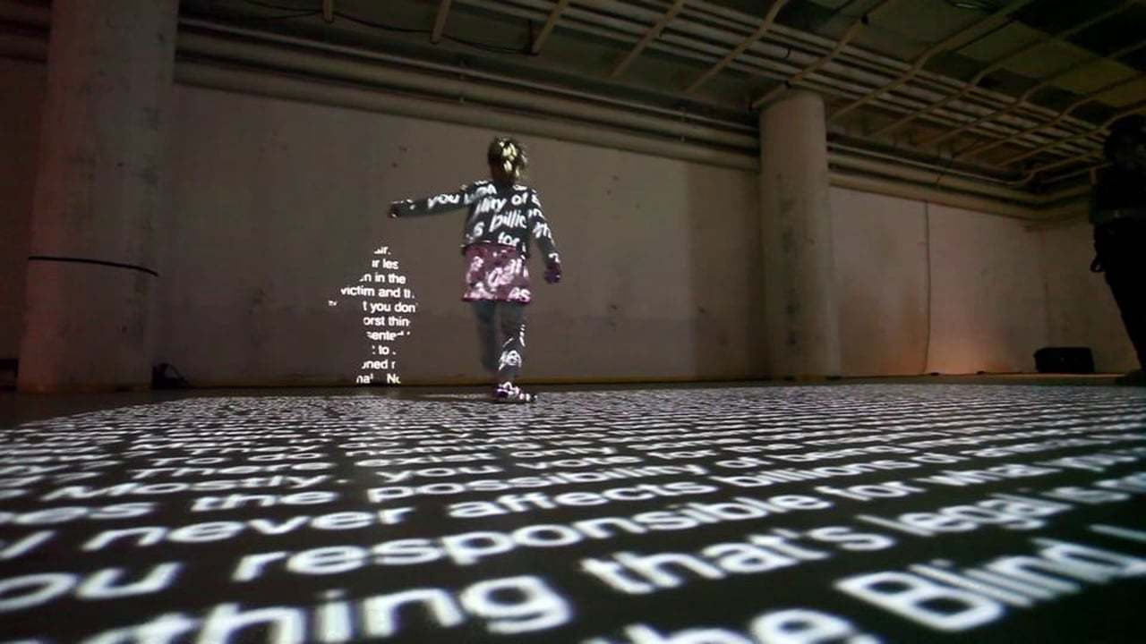 In Order to Control - Interactive Installation