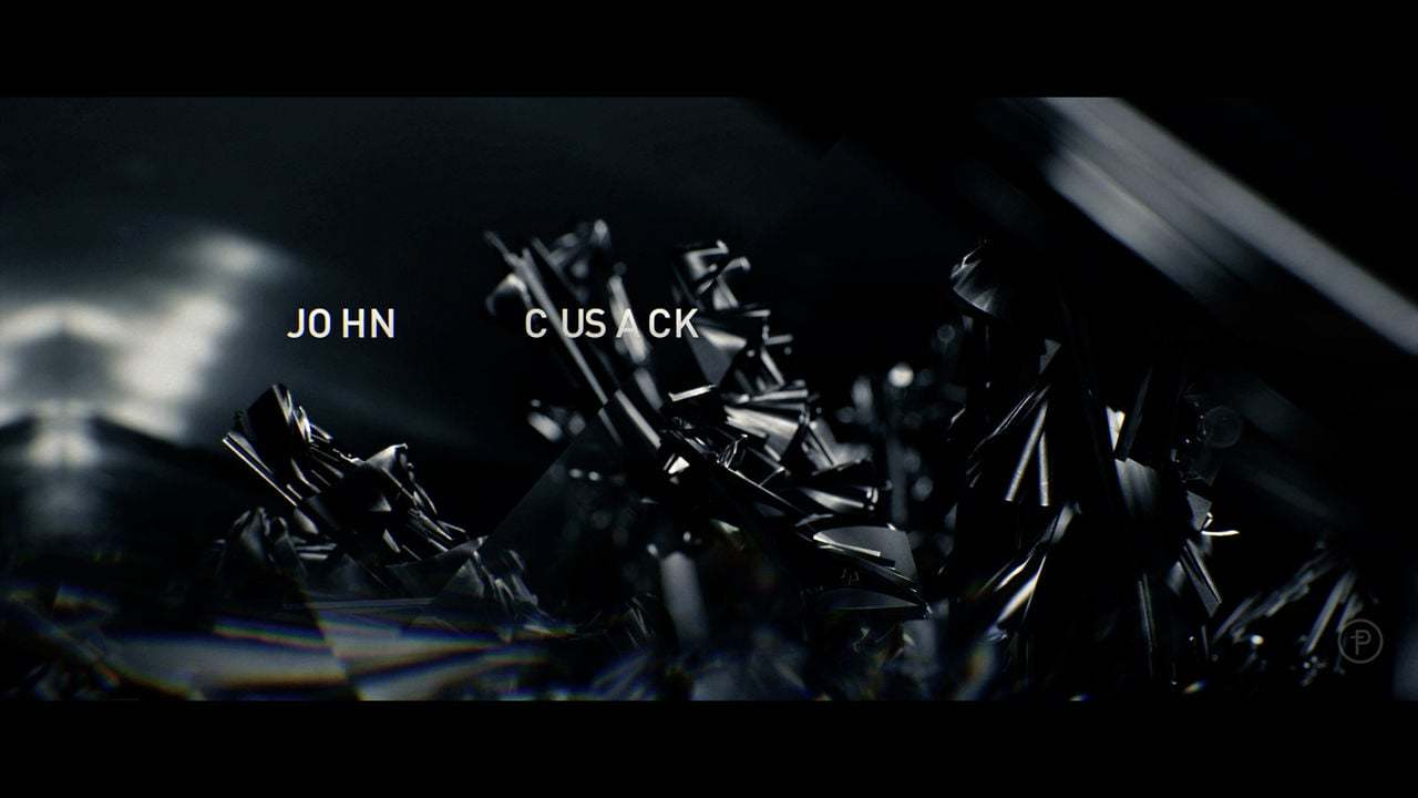 'The Raven(2012)' Title sequence