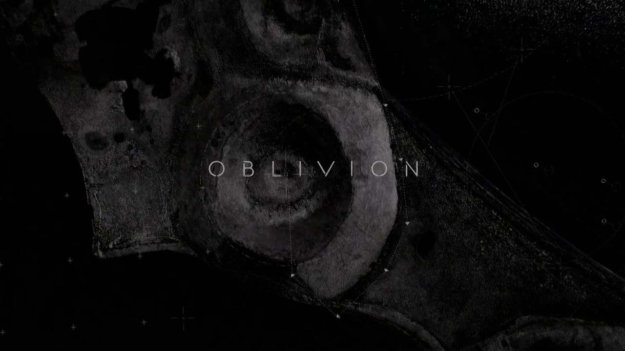 OBLIVION end credit sequence