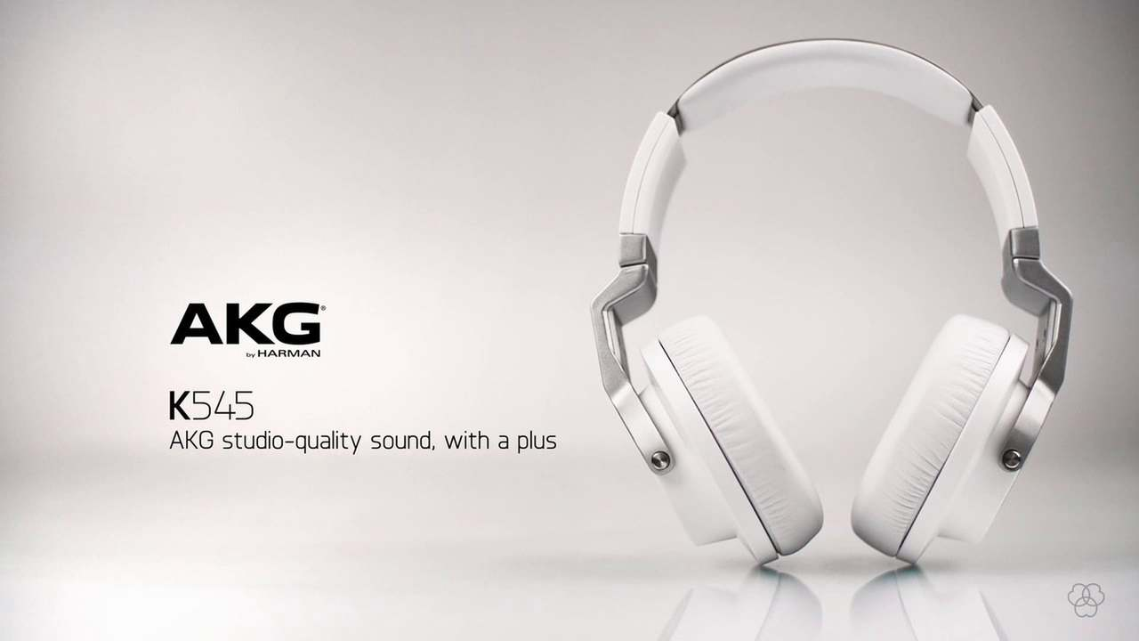 AKG K545 - Product Commercial