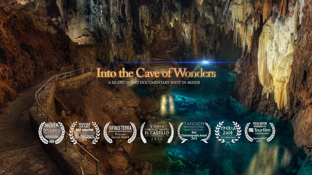 Into the Cave of Wonders [4k HDR short documentary]