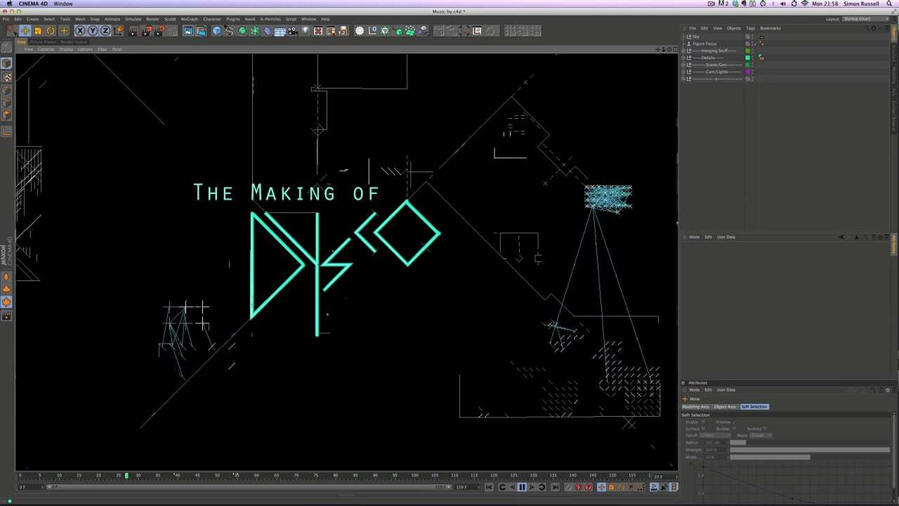 The Making Of Dysco