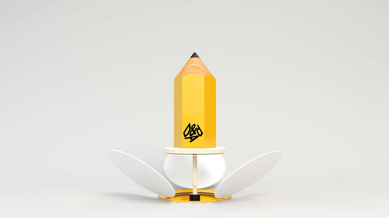 D&AD 2014 Title Sequence