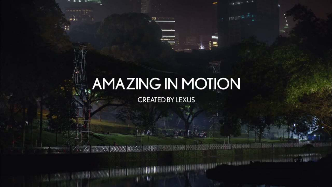 Amazing in Motion - STROBE