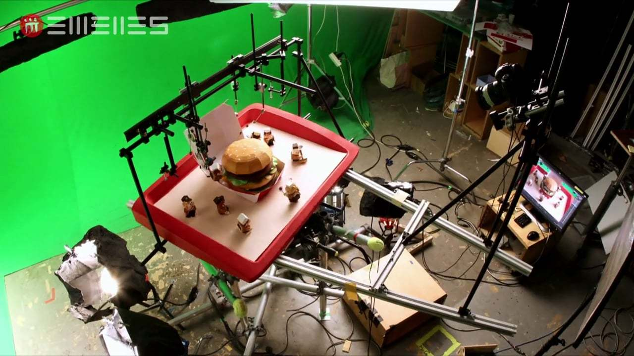 McDonald's Made of Love - Beef Behind the Scenes