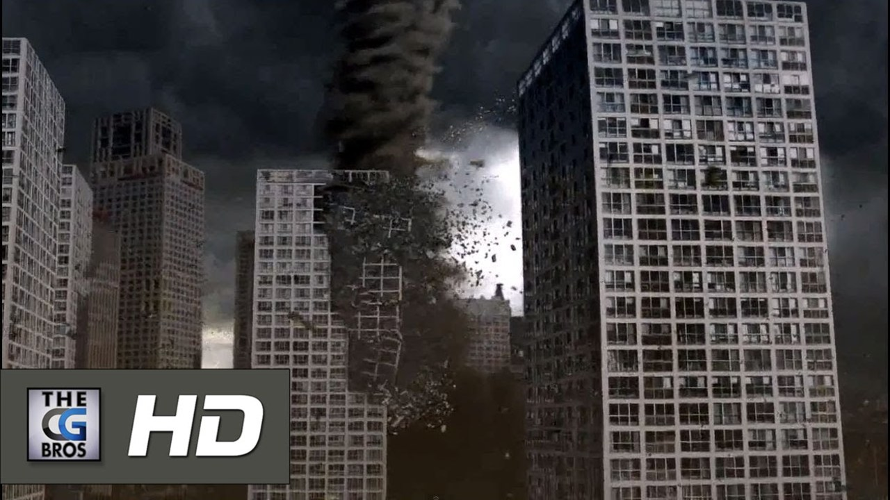 CGI VFX Breakdown & Showreels HD: by Hanlong Liu