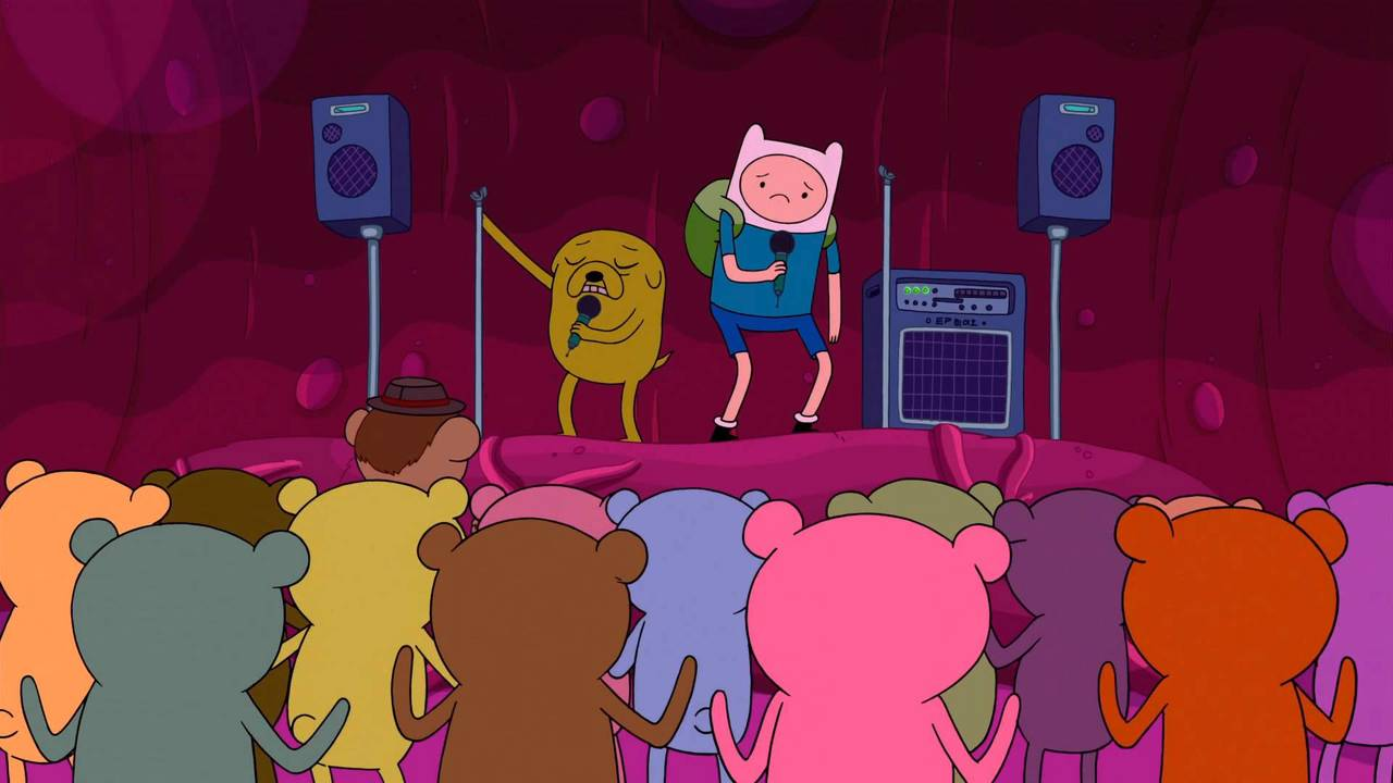 Adventure Time Songs: All Our Foods Are Dead