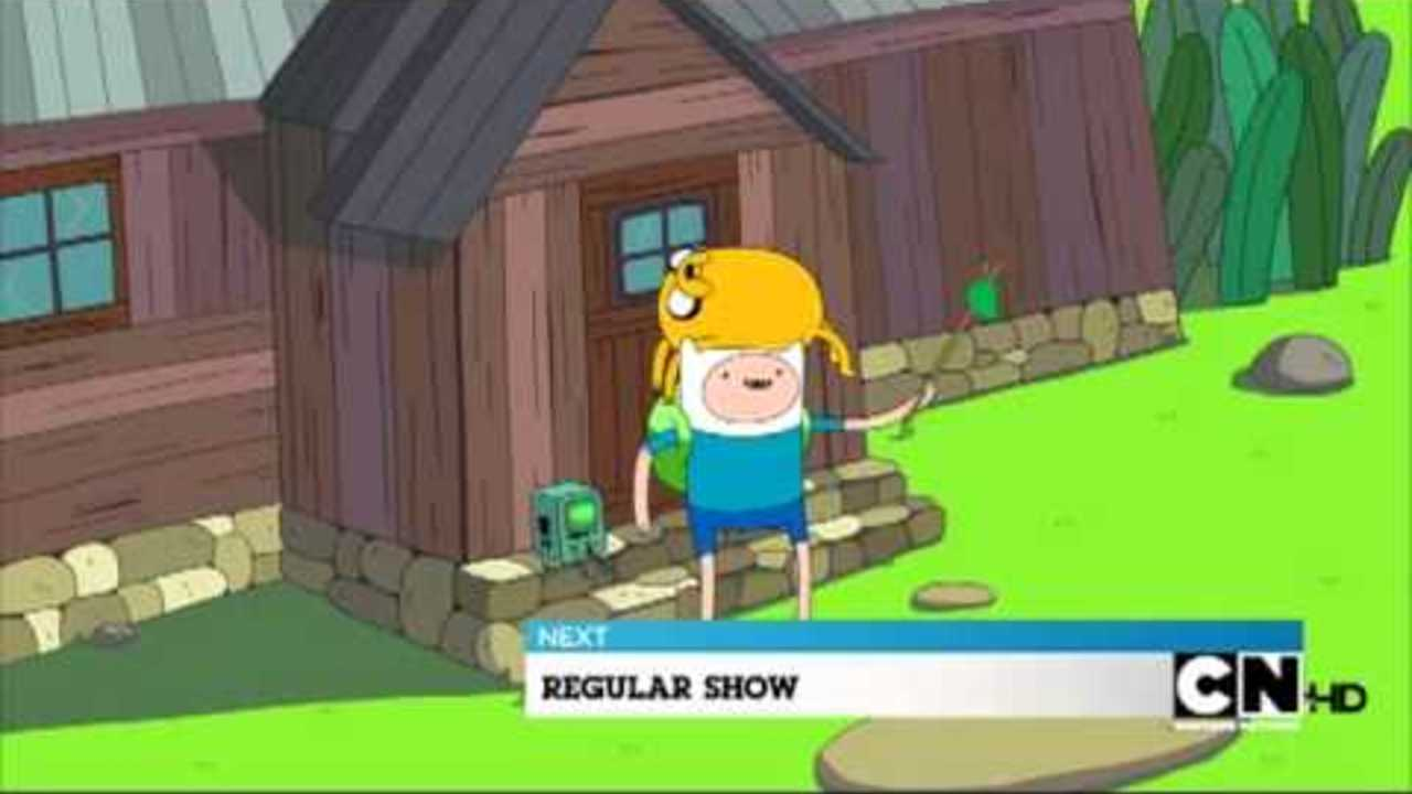 Finn and Jake's Why Song