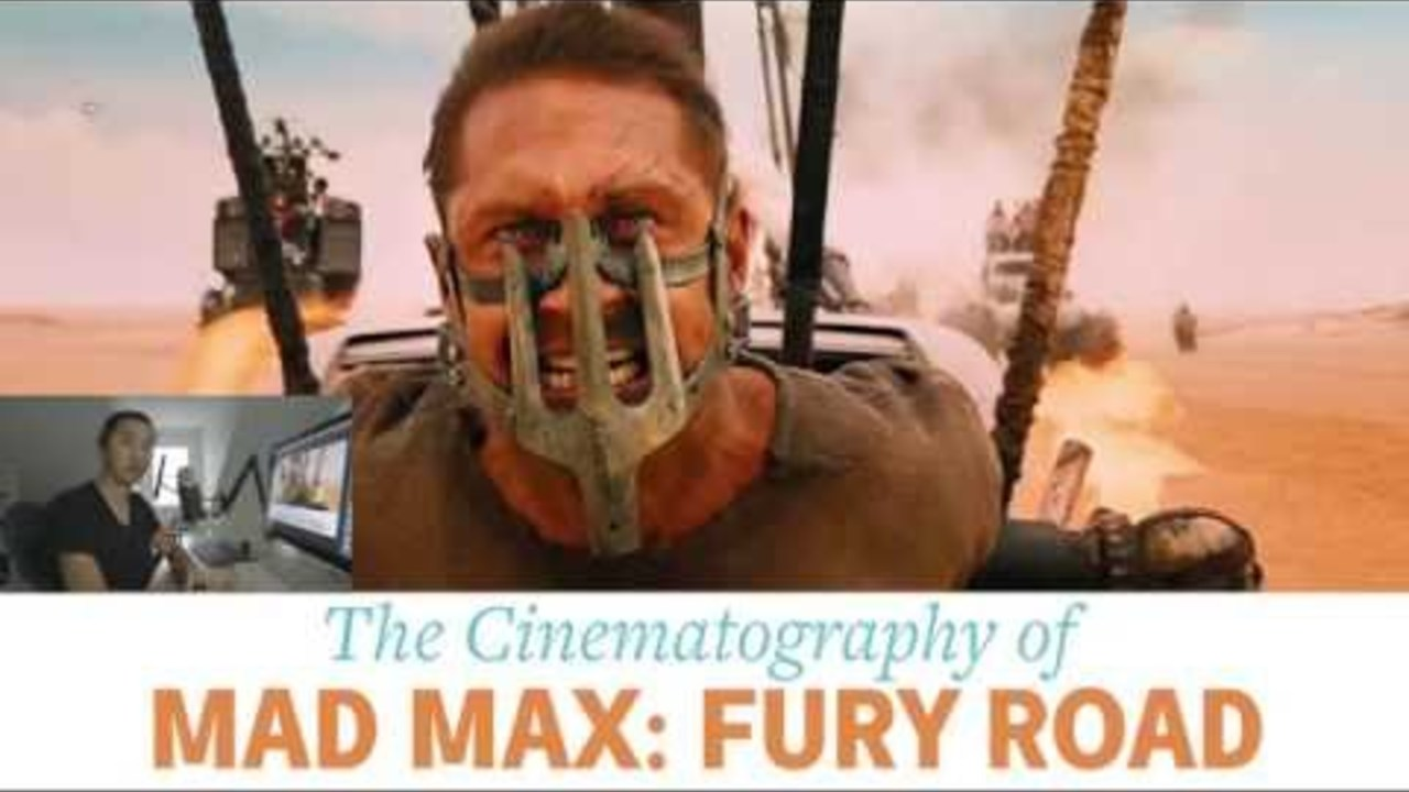 Cinematography of Mad Max Fury Road