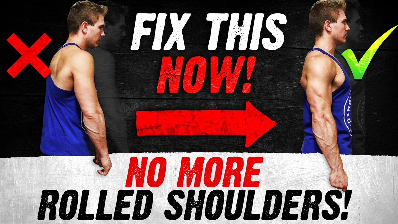 Fix Your Bad Posture Now! | 3 EASY FIXES YOU CAN DO ANYWHERE!