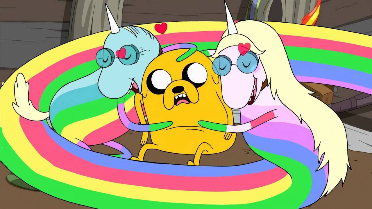 Adventure Time Songs: The Lucky Ones