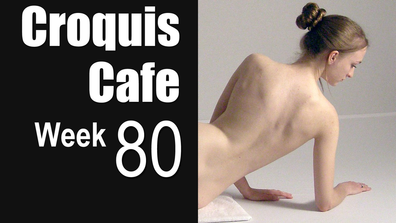The Croquis Cafe: The Figure Drawing Resource, No. 80