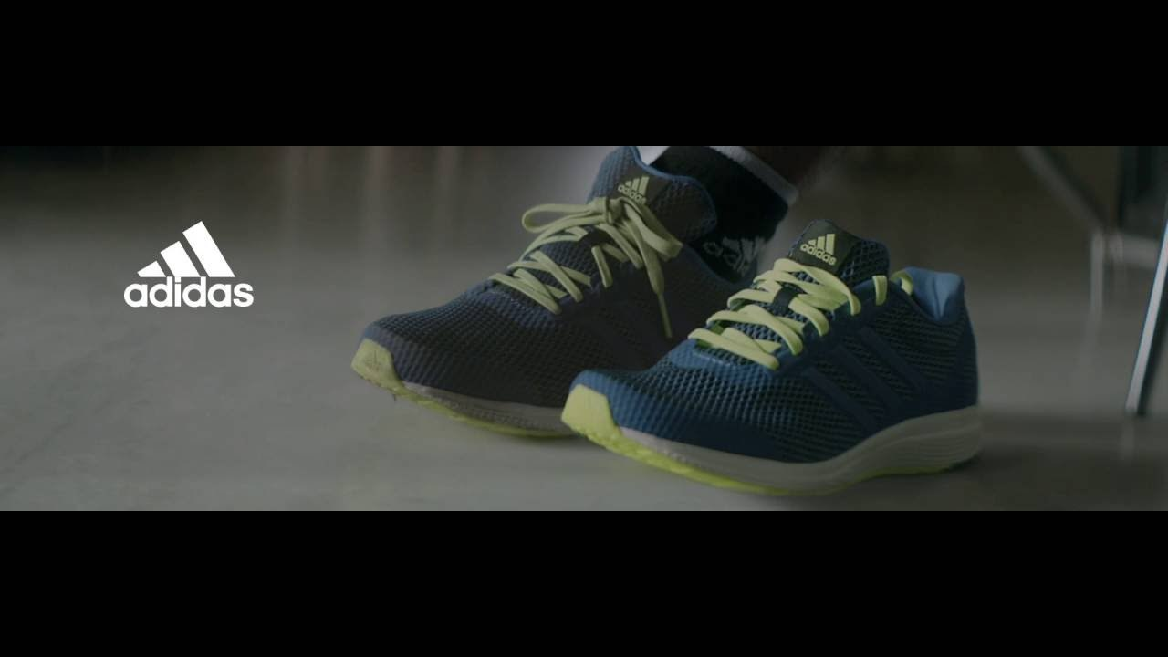 The odd tale of 2 - adidas