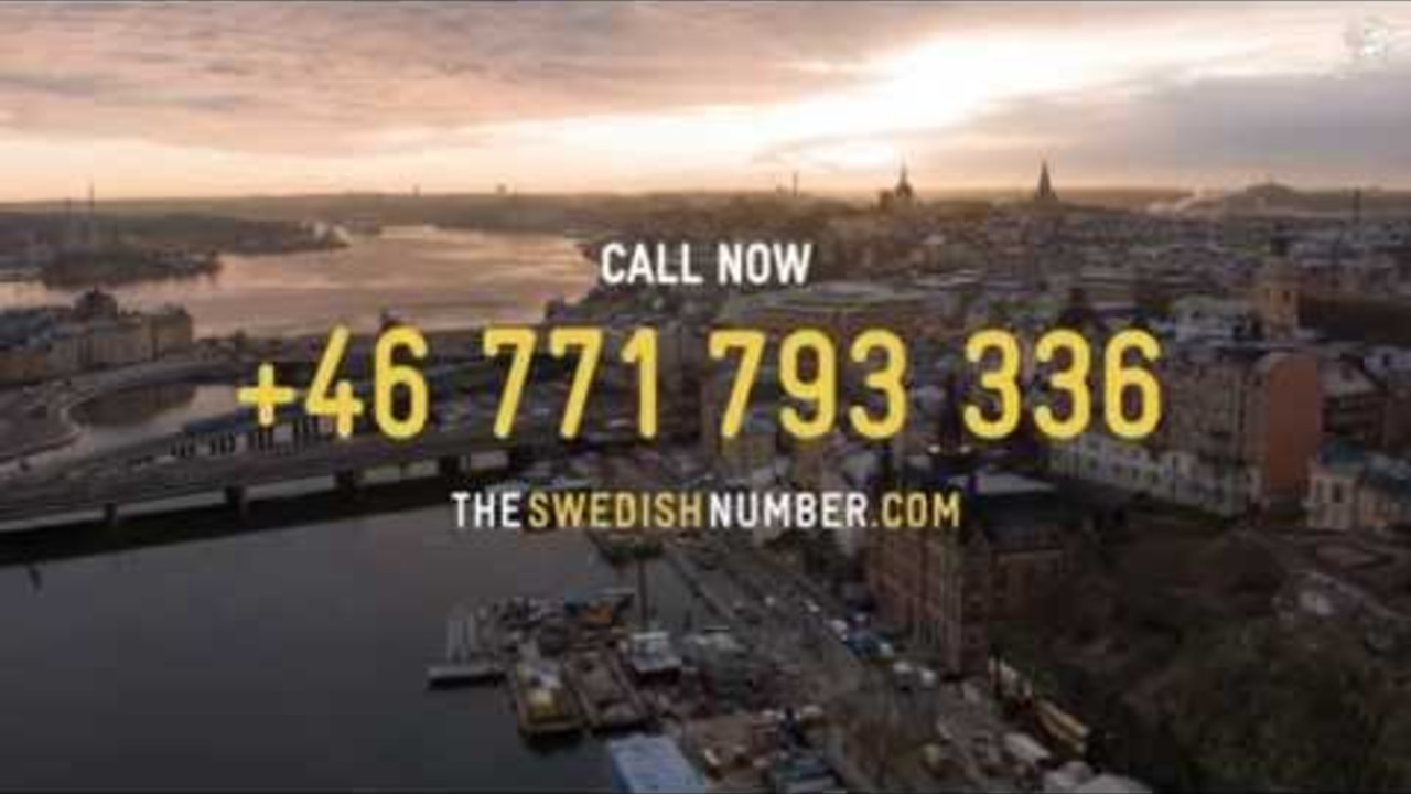 Cannes Lions 2016 - Directlions Grand Prix for SWEDISH TOURIST ASSOCIATION