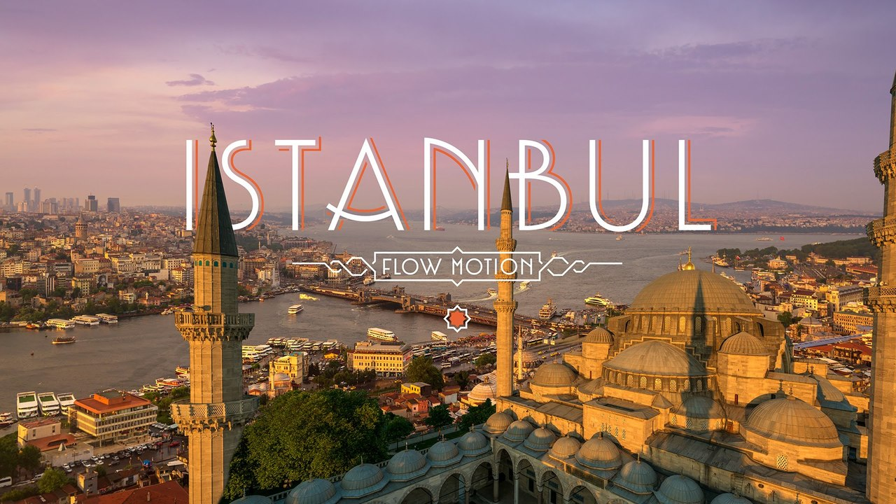 Istanbul | Flow Through the City of Tales