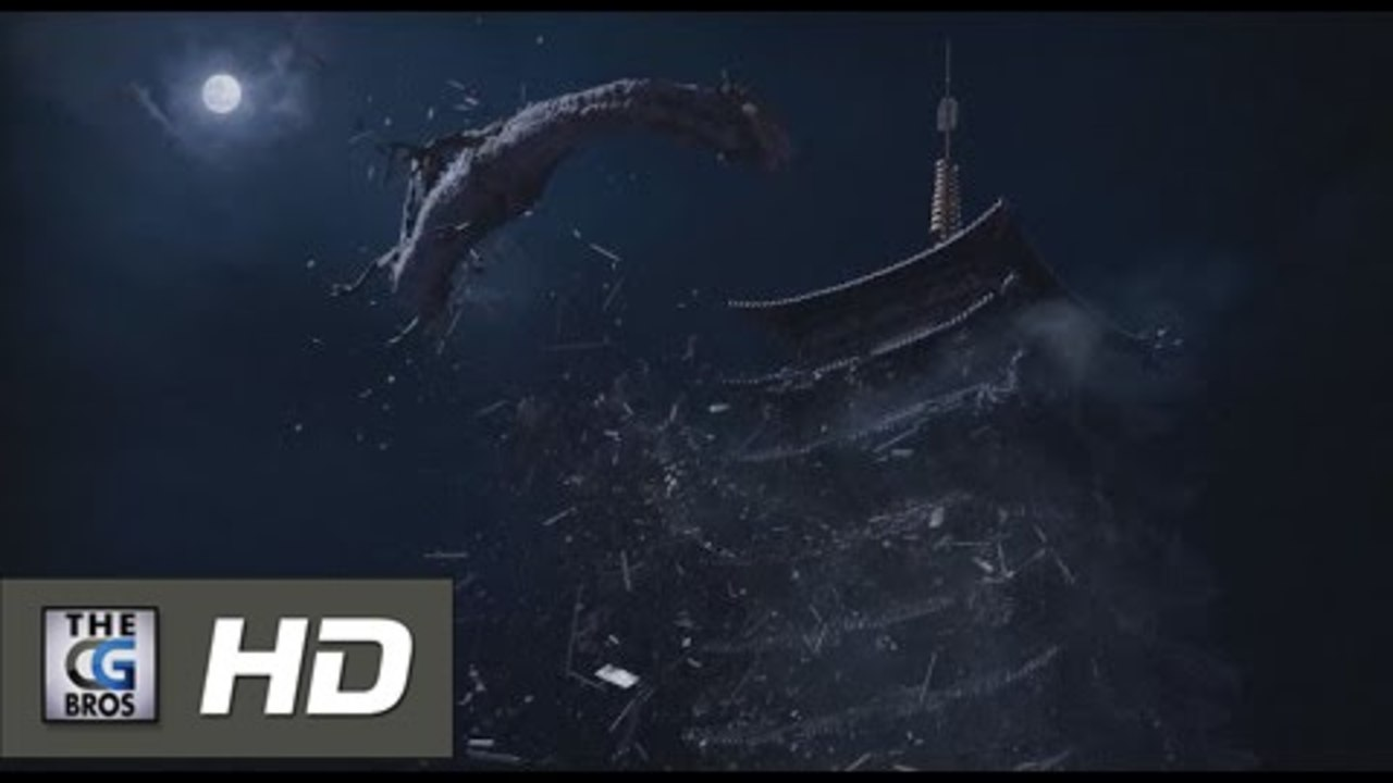 CGI 3D/VFX Breakdown HD: