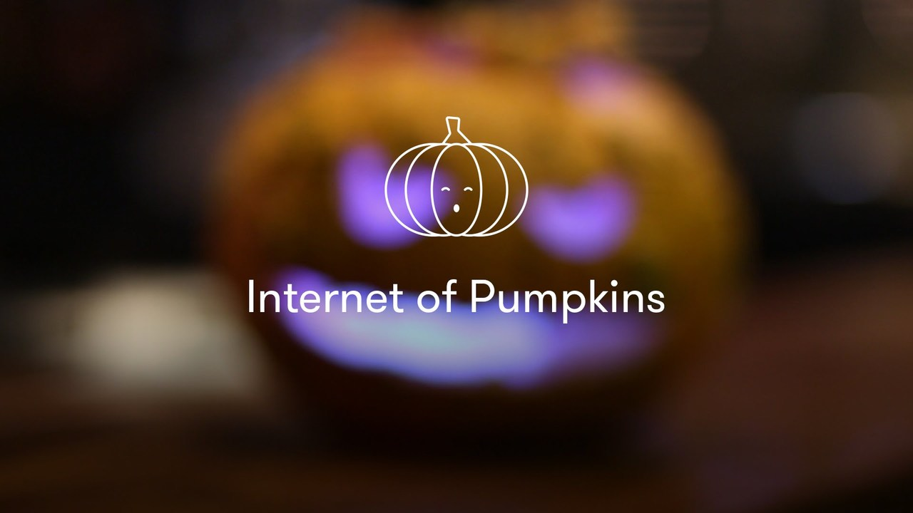 Internet of Pumpkins