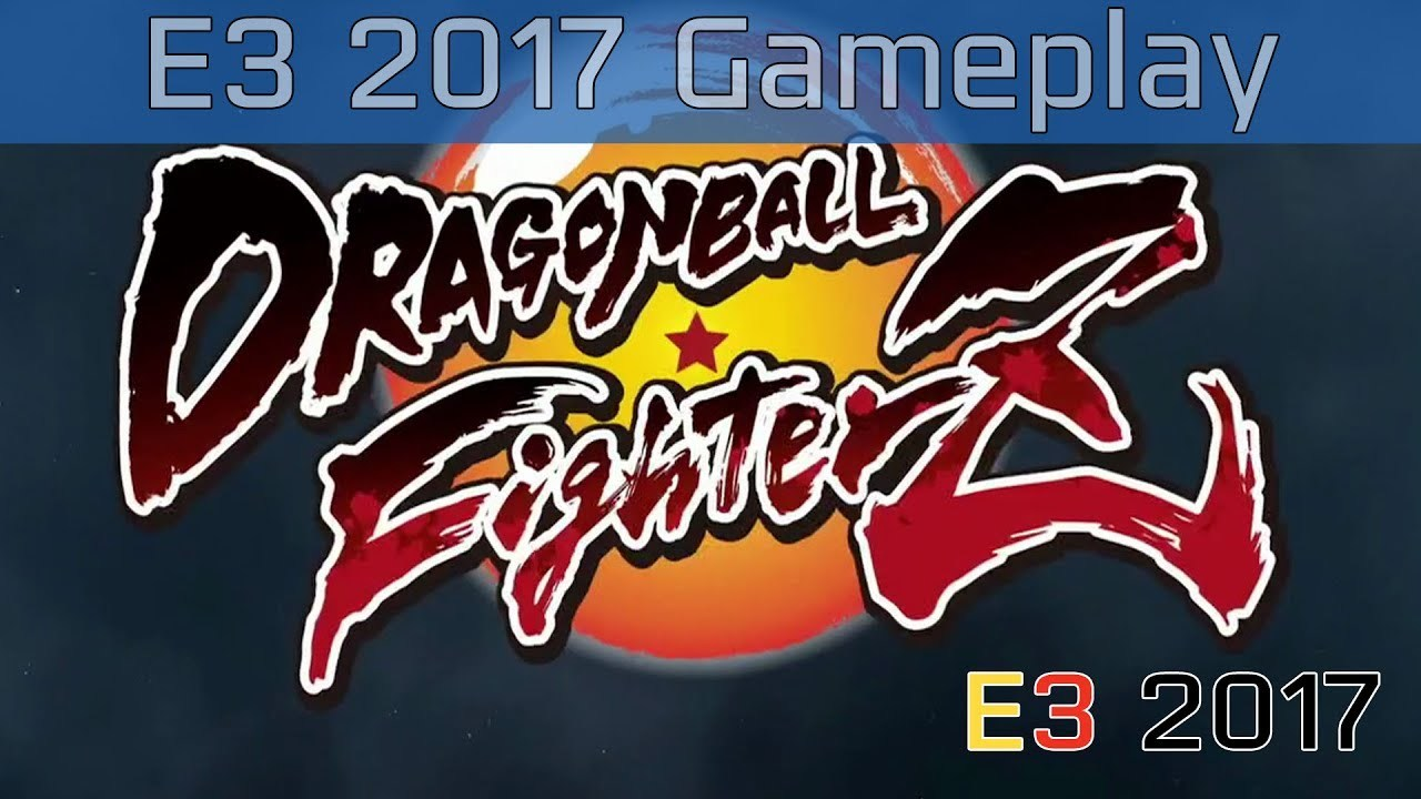 Dragon Ball FighterZ - E3 2017 Gameplay Reveal [HD]