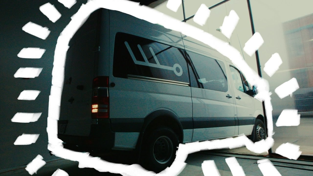The Ultimate Production Van | Windy Films
