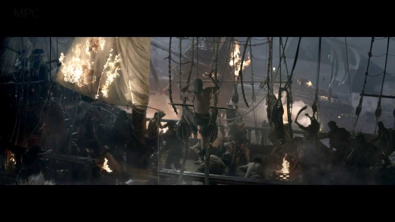 MPC making of Assassin's Creed IV Black Flag trailer