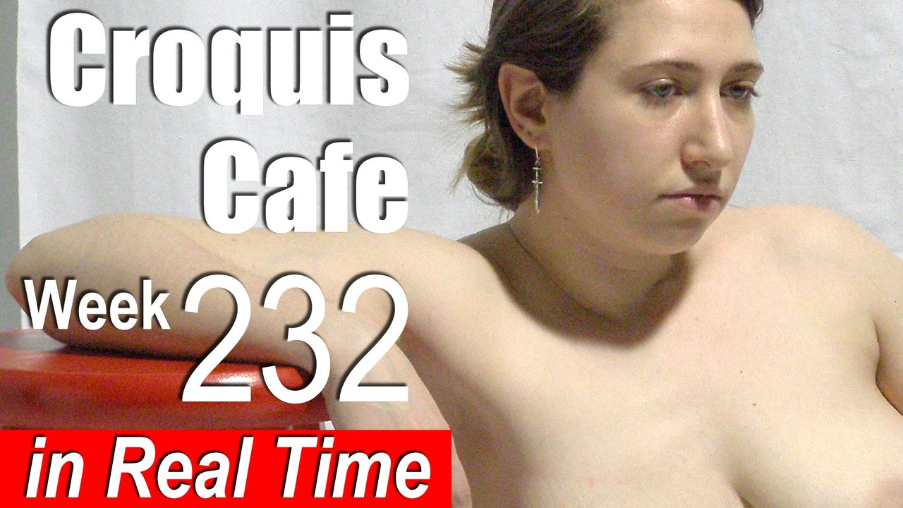 Croquis Cafe: Figure Drawing Resource No. 232