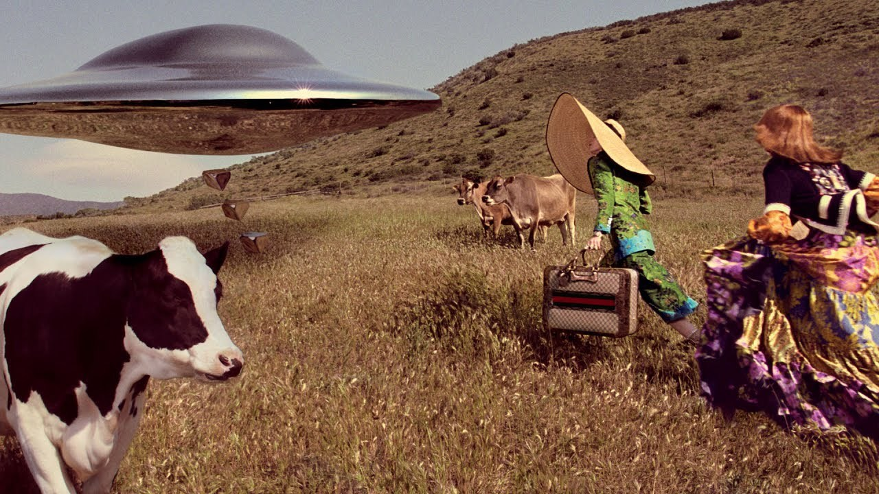 Gucci Fall Winter 2017 Campaign: Gucci and Beyond   Director's Cut