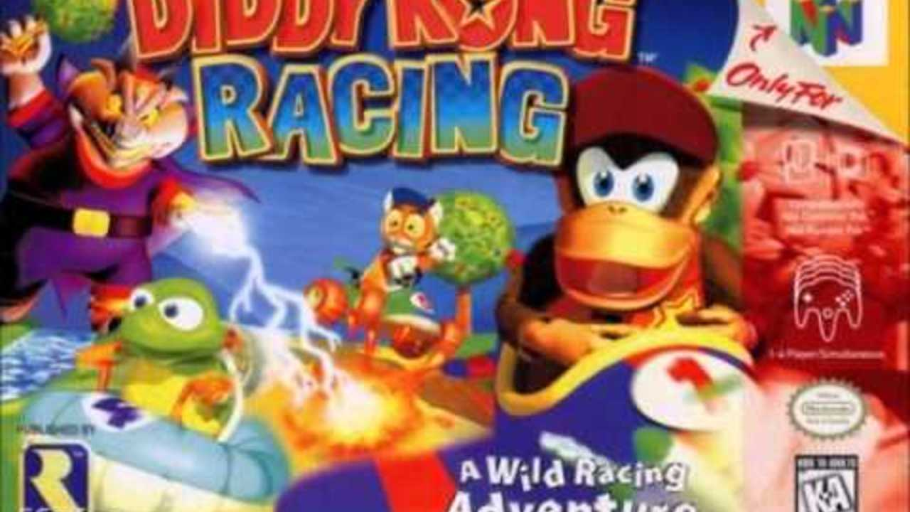 Full Diddy Kong Racing OST