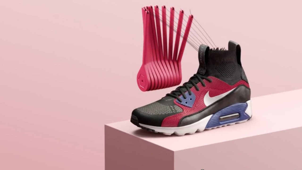 INTRODUCING THE AIR MAX 90 ULTRA SUPERFLY T, DESIGNED BY TINKER HATFIELD