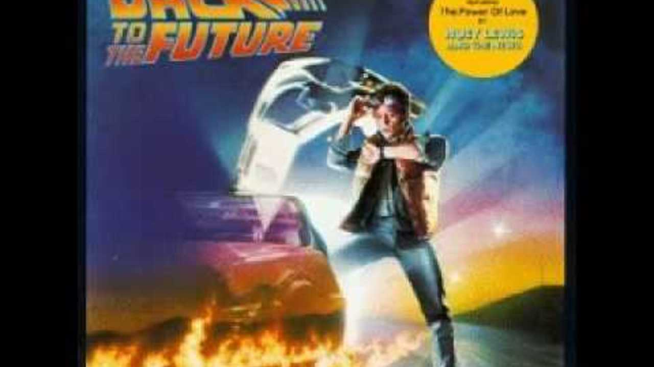 Johnny B. Goode - Marty Mcfly - Back To The Future Soundtrack