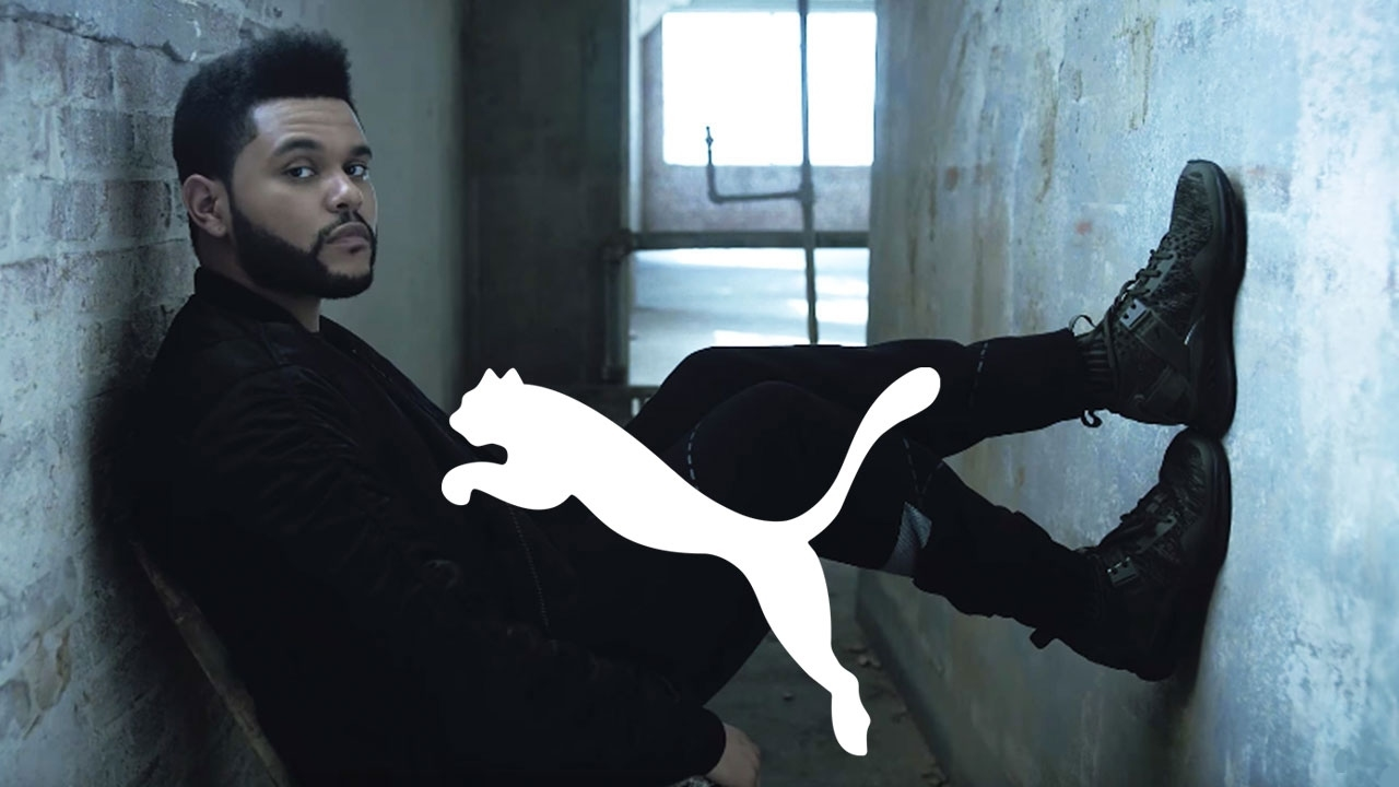 The Weeknd Runs the Streets