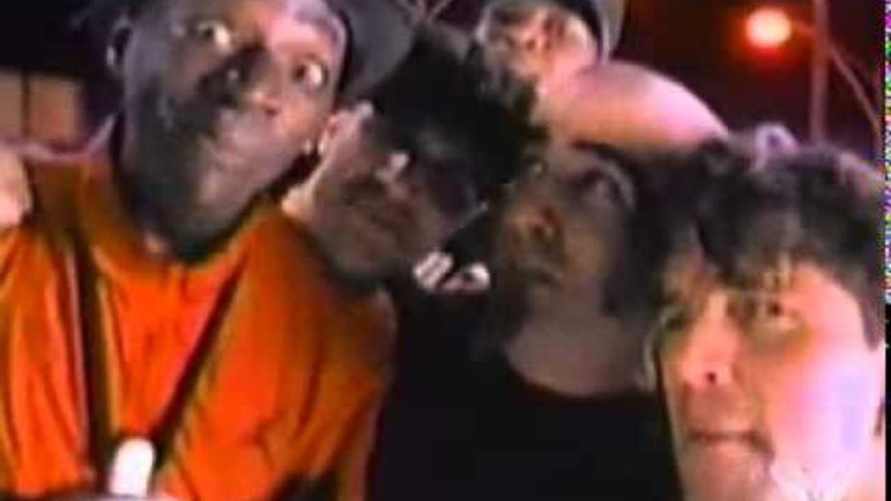 Public Enemy ft. Anthrax - Bring the noise VIDEO