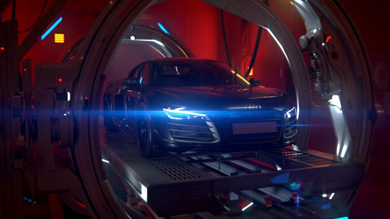Behind the Scenes: Audi 'Birth'
