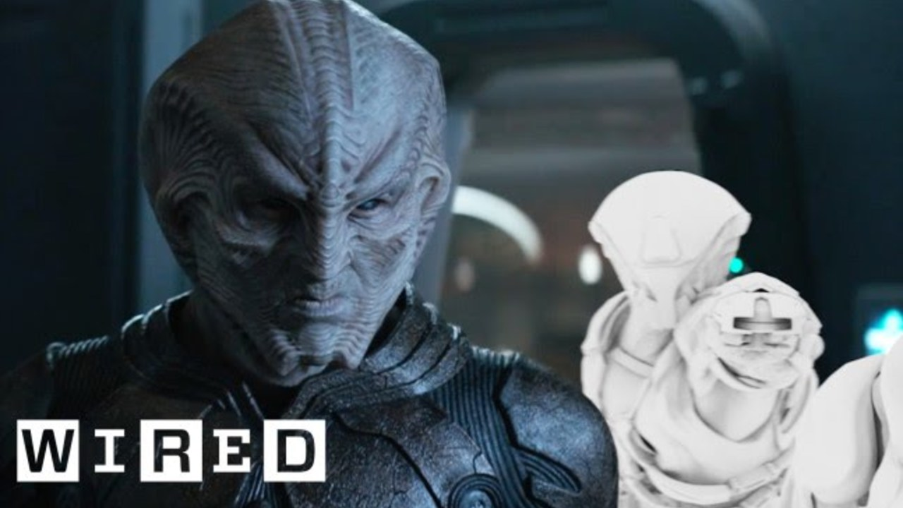 Inside Star Trek Beyond's Amazing Visual Effects | Design FX