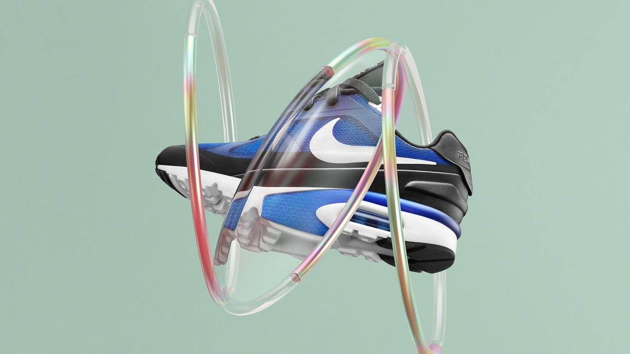 INTRODUCING THE AIR MAX ULTRA M, DESIGNED BY MARK PARKER